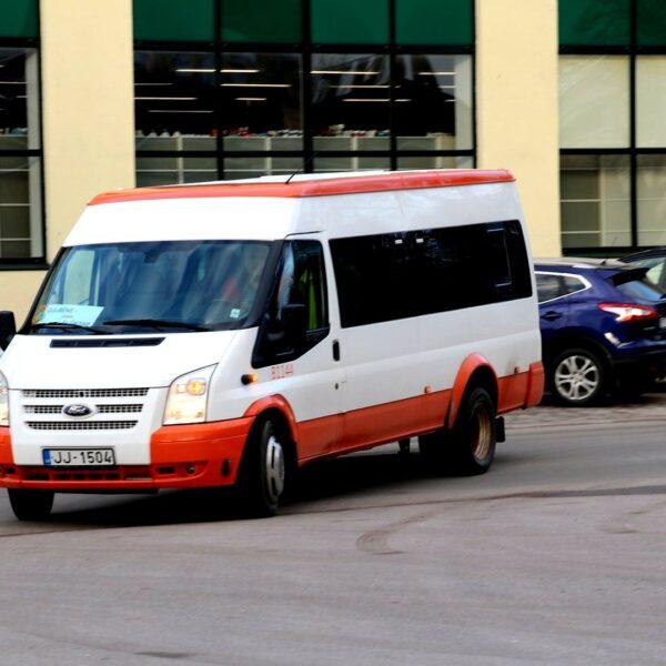 Autobusu pakalpojums Alūksnē