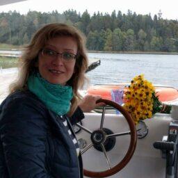 Turismikeskuse juhataja Iveta VEĻĶERE