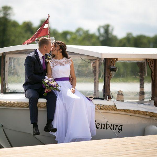 Wedding Charm in Alūksne