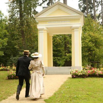 Alūksne Manor park