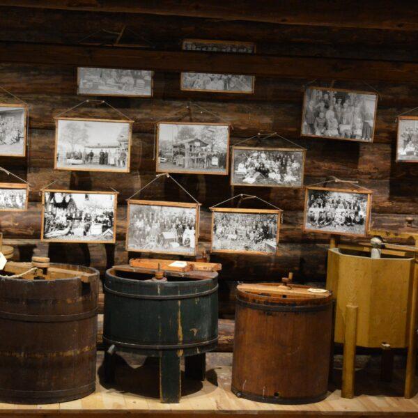 Mišu medus muzejs, ekspozīcija
