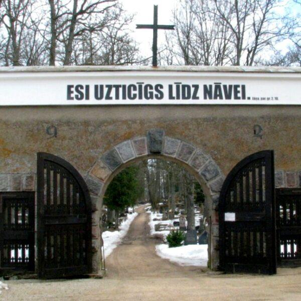 Alūksne Suur kalmistu