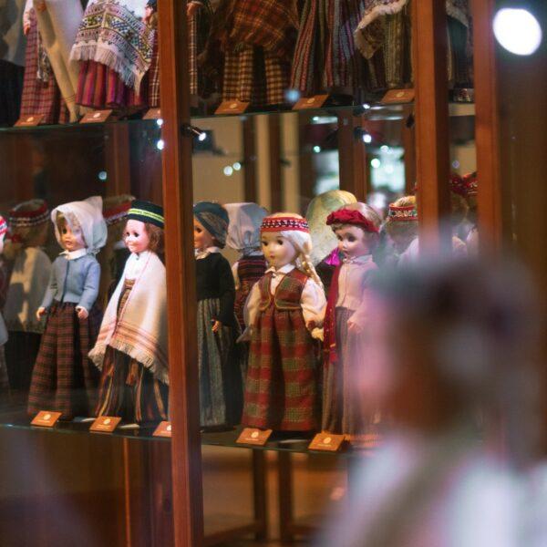 Alūksnes muzejs Jaunā pils, ekspozīcija