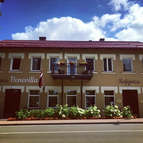 "Hotel ""Benevilla"""