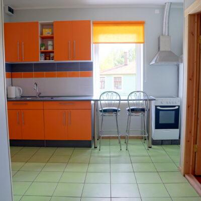 Holiday apartment in Alūksne