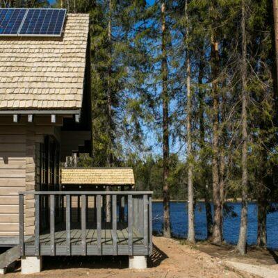 Nature House at Lake Palpieris