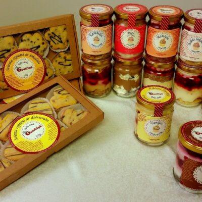 "Local grocery store ""Gustiņš"""