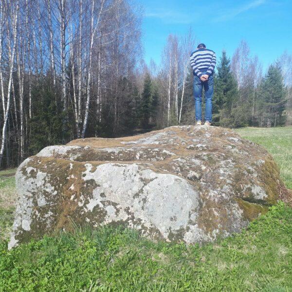 Kēniņkalna akmens