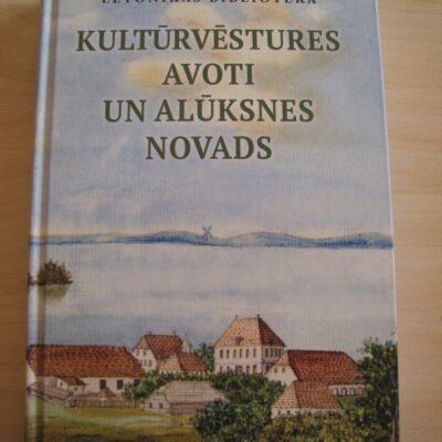Alūksne Coulture & history book
