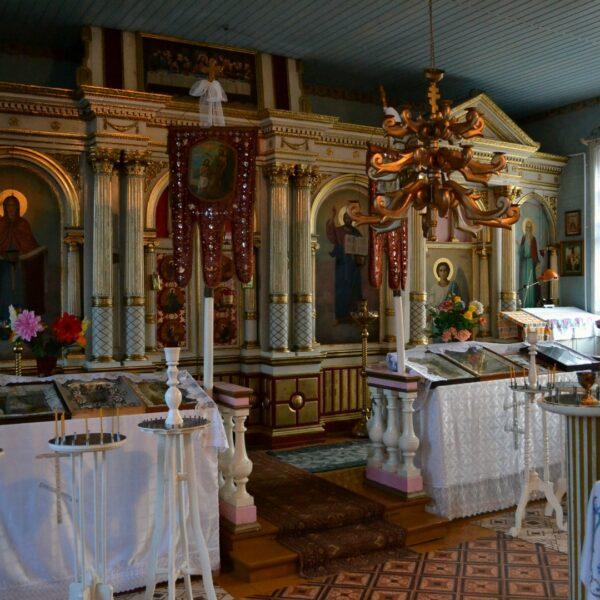 Ķuršu Sv. Gaišreģa Elijas pareizticīgo baznīca