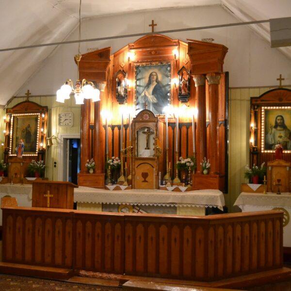 Liepna St. John the Baptist Roman Catholic Church