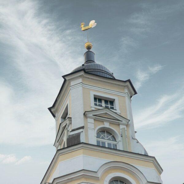 Alūksnes Evaņģēliski luteriskā baznīca, tornis