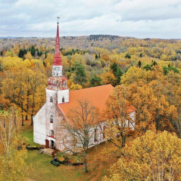 Opekalna evaņģēliski luteriskā baznīca 2019