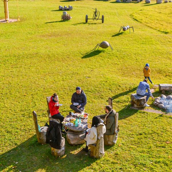 Pikniks Katiņkalnā