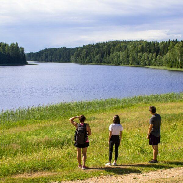 Raipala ezera dabas taka