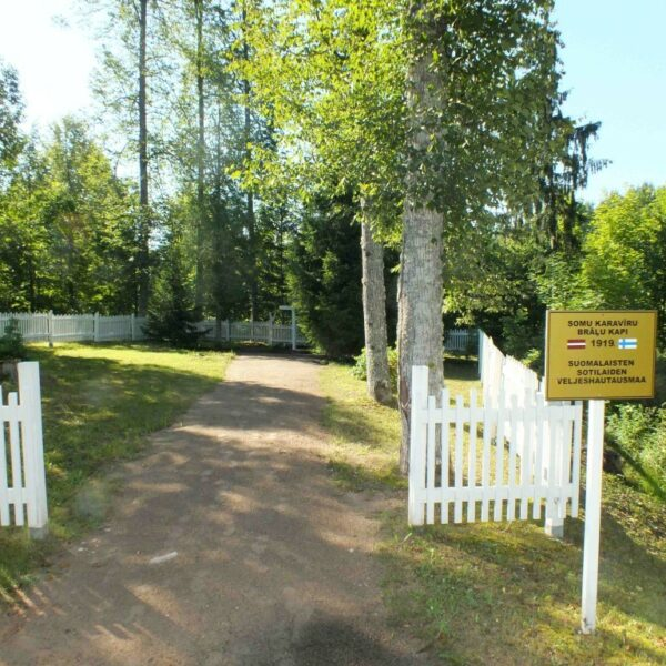 Finnish Soldiers Brothers' Cemetery