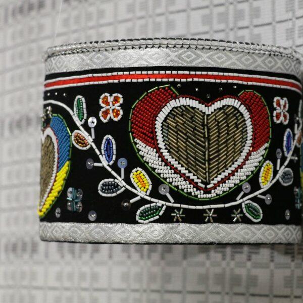 Tekstilmākslas meistare Ineta Leja - darbi