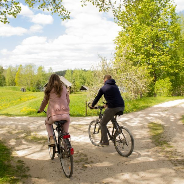 """Cycle route Nr. 156 """"The Route for the strong"""""""
