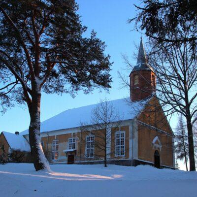 Zeltiņu Evaņģēliski luteriskā baznīca