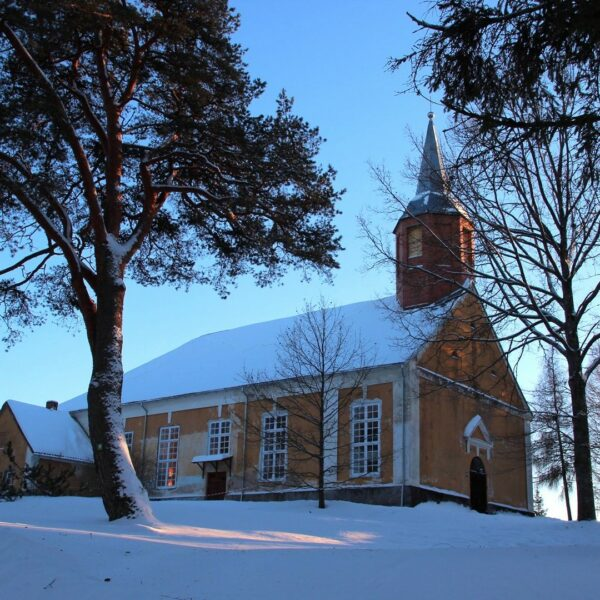 Zeltiņi Evangelical Lutheran church