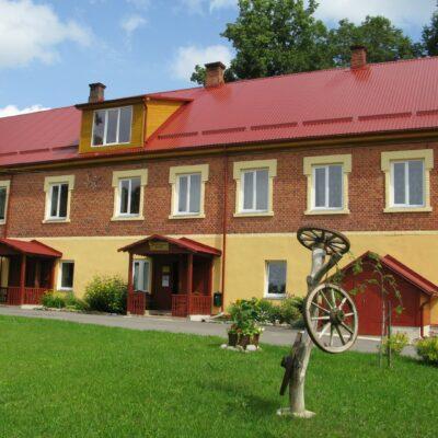 Zeltiņi former primary school