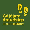 Hiker Friendly Logo