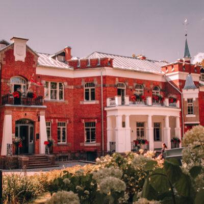 Lūznava Manor