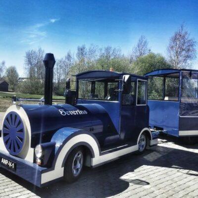 """City tour train """"Severīns"""""""
