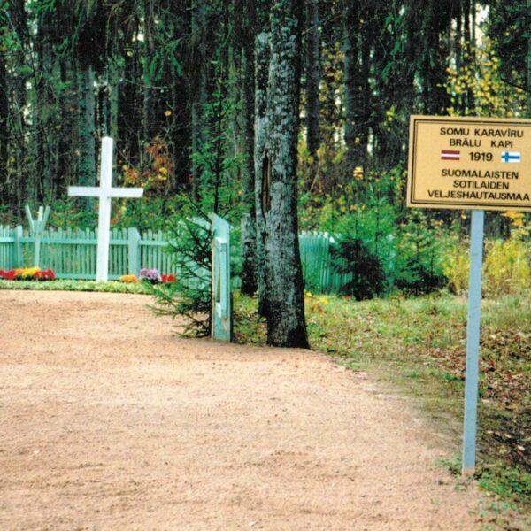 Somu karavīru Brāļu kapi Bejā