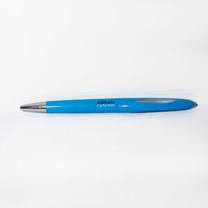 Pildspalva ar Alūksnes logo