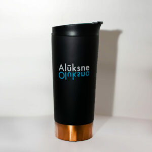 Termokrūze ar Alūksnes logo