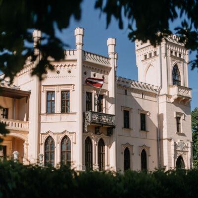 Alūksne New Palace