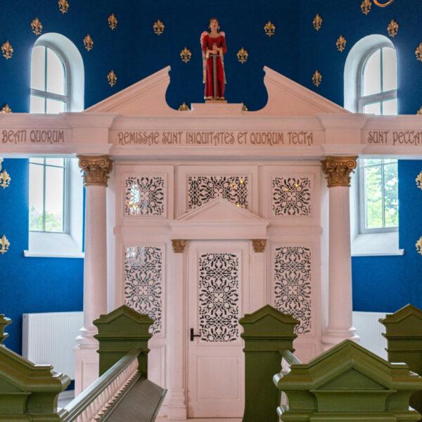Alūksnes Svētā Bonifācija Romas Katoļu baznīca