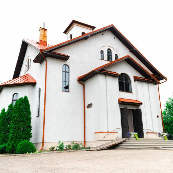 Alūksne St. Boniface's Roman Catholic Church