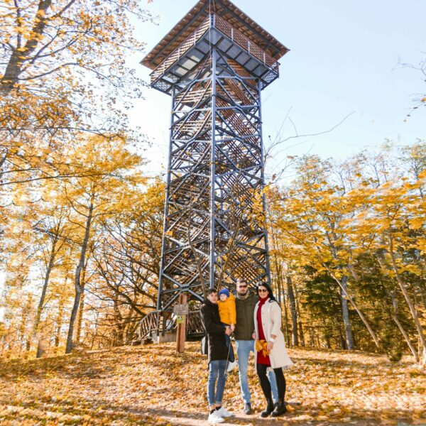 Kornetu skatu tornis
