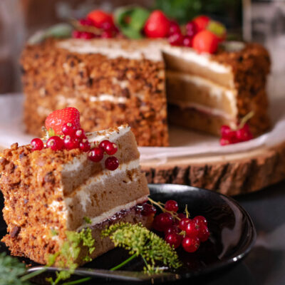 "Cake ""Veclaicenes kūkins"""